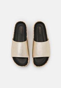 MAHONY - Sandaler - gold - 4