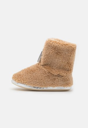 YETI  - Slippers - coffee latte
