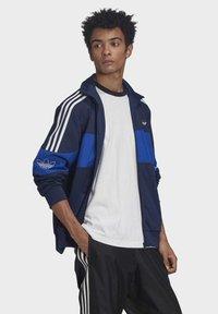 adidas Originals - BANDRIX TRACK TOP - Training jacket - blue - 2
