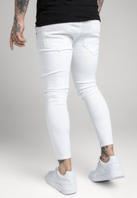 SIKSILK - DISTRESSED - Jeans Skinny Fit - white - 2