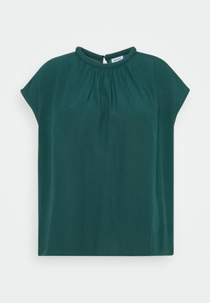 VMPAIGE CAP SLEEVE - Print T-shirt - sea moss