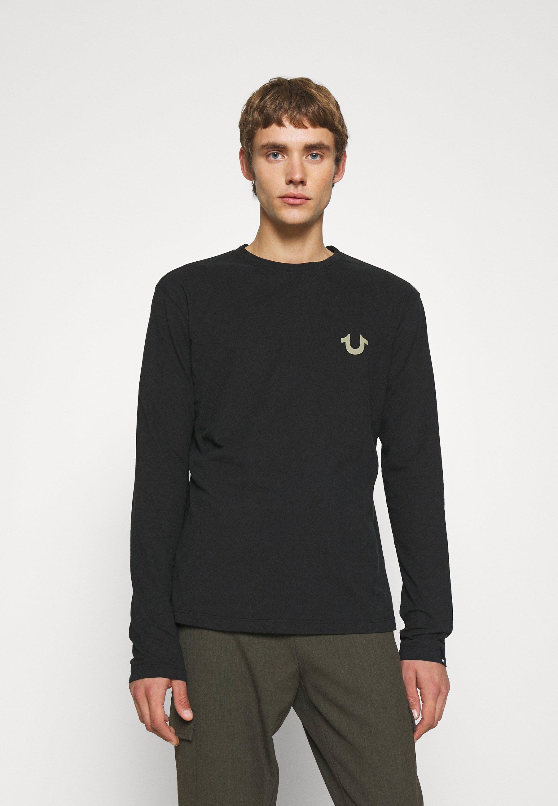 Herrer PALMS ROAD - Langærmede T-shirts