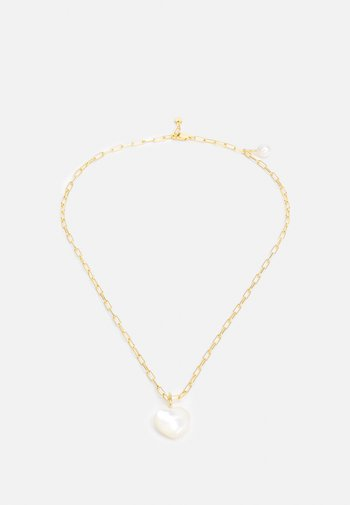 LOVESICK NECKLACE - Necklace - gold-coloured