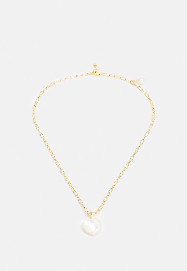 LOVESICK NECKLACE - Halsband - gold-coloured