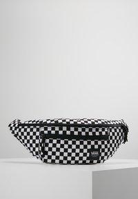 Vans - RANGER WAIST PACK - Bum bag - black/white - 0