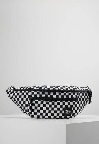 RANGER WAIST PACK - Bum bag - black/white