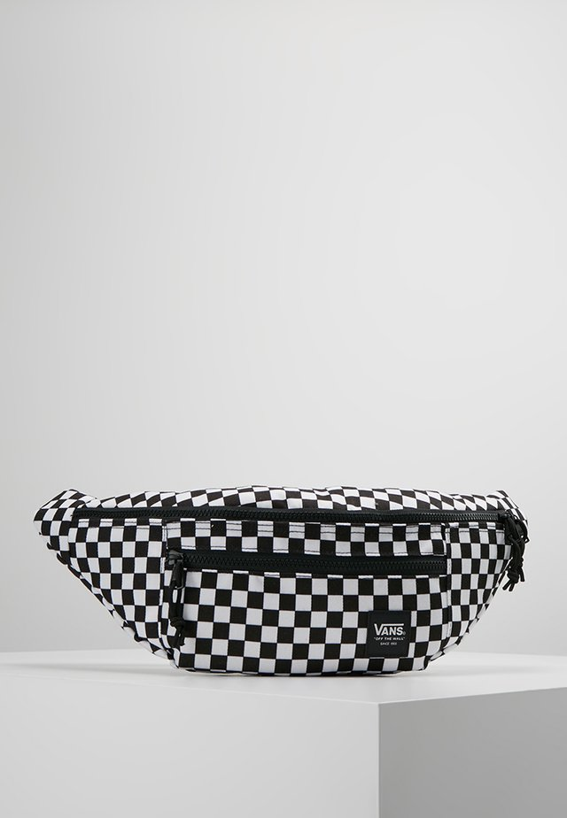 RANGER WAIST PACK - Bæltetasker - black/white