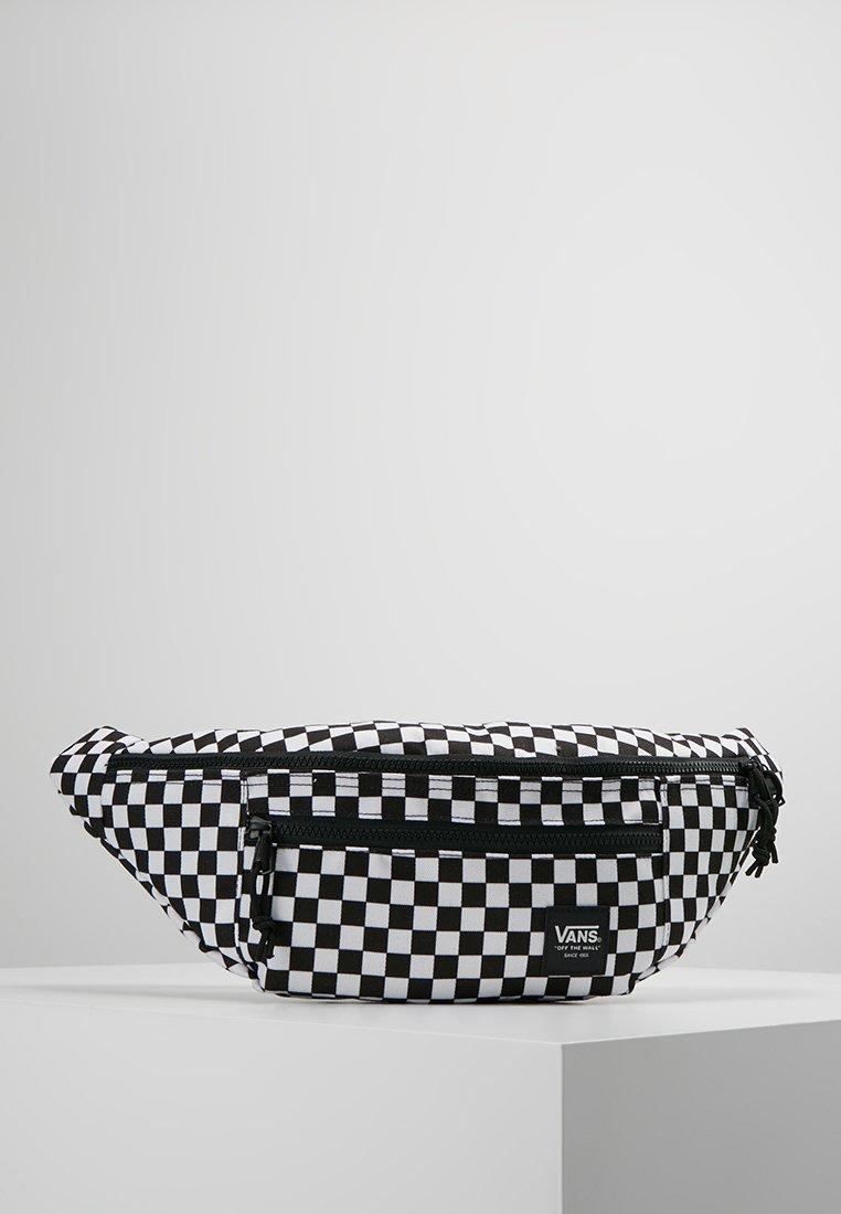 Vans - RANGER WAIST PACK - Bum bag - black/white
