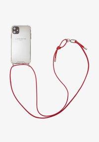 Liebeskind Berlin - Phone case - red pepper - 1