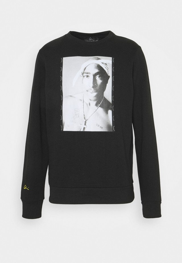 PAC FILM - Sweatshirt - black
