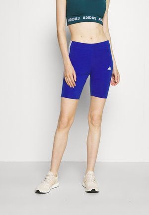 Tights - bold blue/white