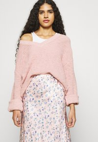 Another-Label - SATSUKI PULL - Svetr - dusty pink - 3