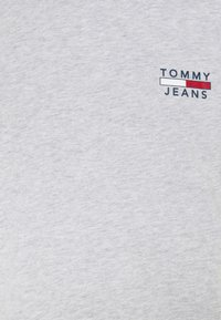 Tommy Jeans - CHEST LOGO TEE - T-shirt basic - grey - 2
