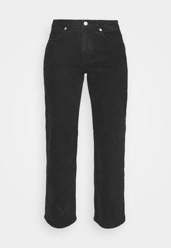 BROOKE - Široké džíny - grey wash