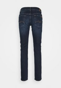 7 for all mankind - RONNIE DORADO - Džíny Slim Fit - dark blue