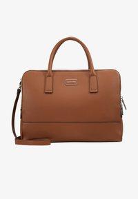 comma - PURE ELEGANCE HANDBAG - Briefcase - cognac - 5