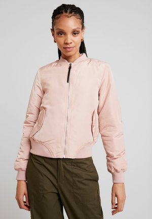VMMIRATIFFANY JACKET - Chaquetas bomber - misty rose/port royal