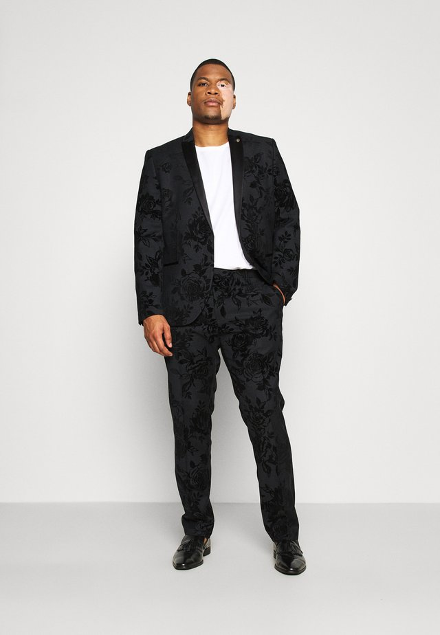MARSHALL SUIT PLUS - Suit - charcoal