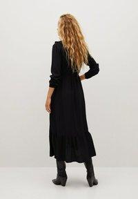 Mango - NOIR - Day dress - schwarz - 2