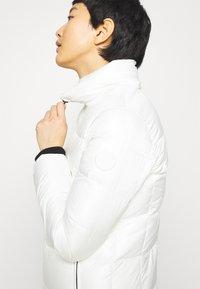 Calvin Klein - ESSENTIAL REAL COAT - Down coat - snow white - 7