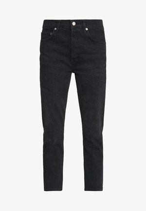 RILEY - Vaqueros slim fit - black pepper