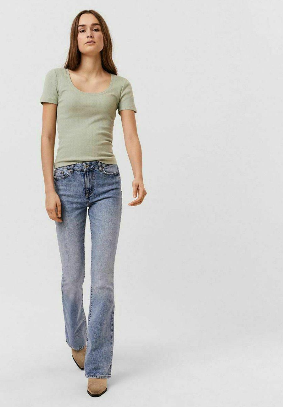 Damen VMZOE TEE - T-Shirt basic