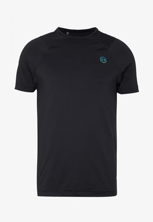 RUSH FITTED  - Basic T-shirt - black
