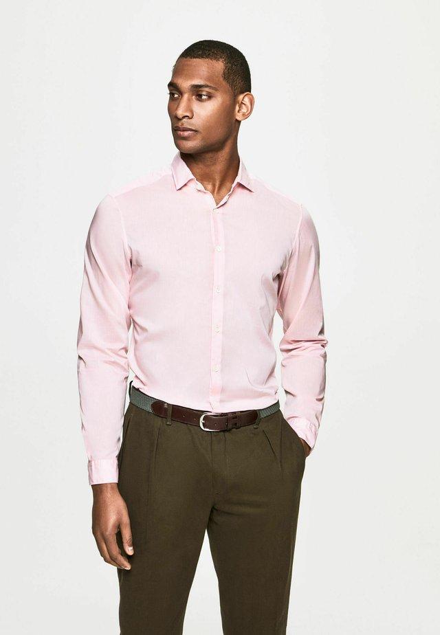 POPLIN - Camisa - blush