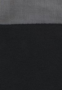 Even&Odd - Top sdlouhým rukávem - black - 5