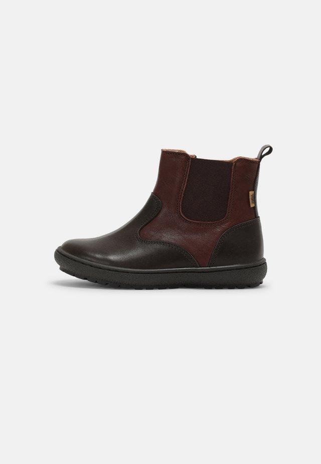 EBBA - Kotníkové boty - brown
