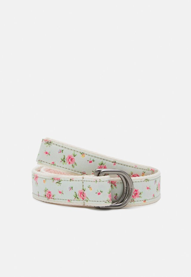 WEB BELT CASUAL - Gürtel - mint