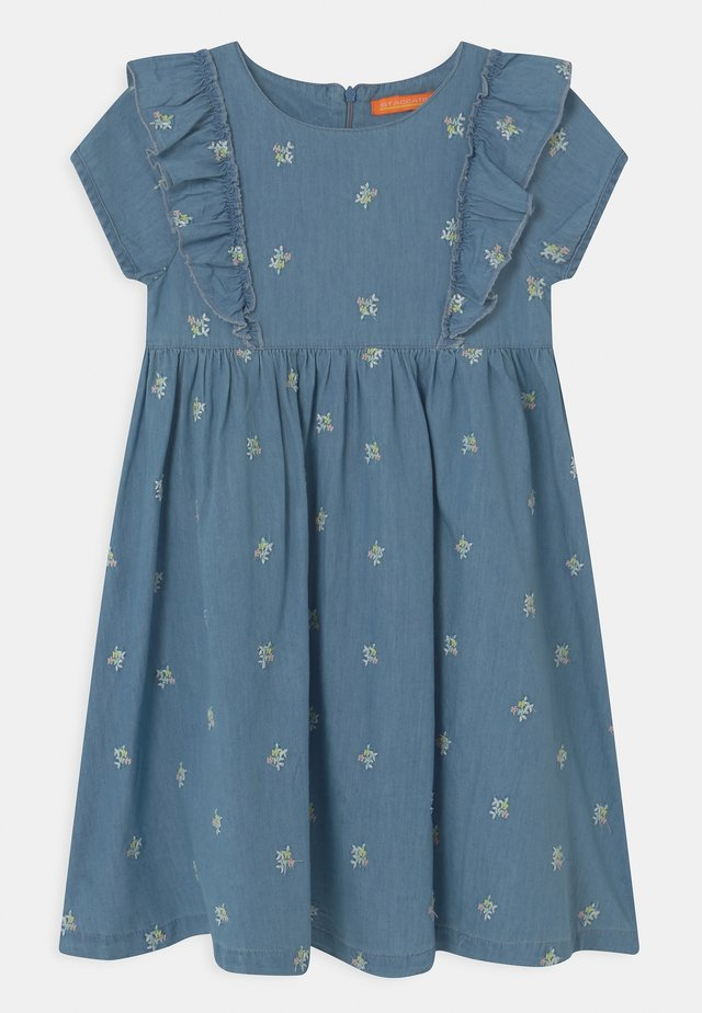 Spijkerjurk - mid blue denim