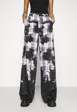 WIDE LEG TROUSER - Trousers - multi