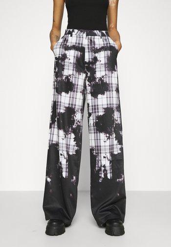 WIDE LEG TROUSER - Pantalon classique - multi