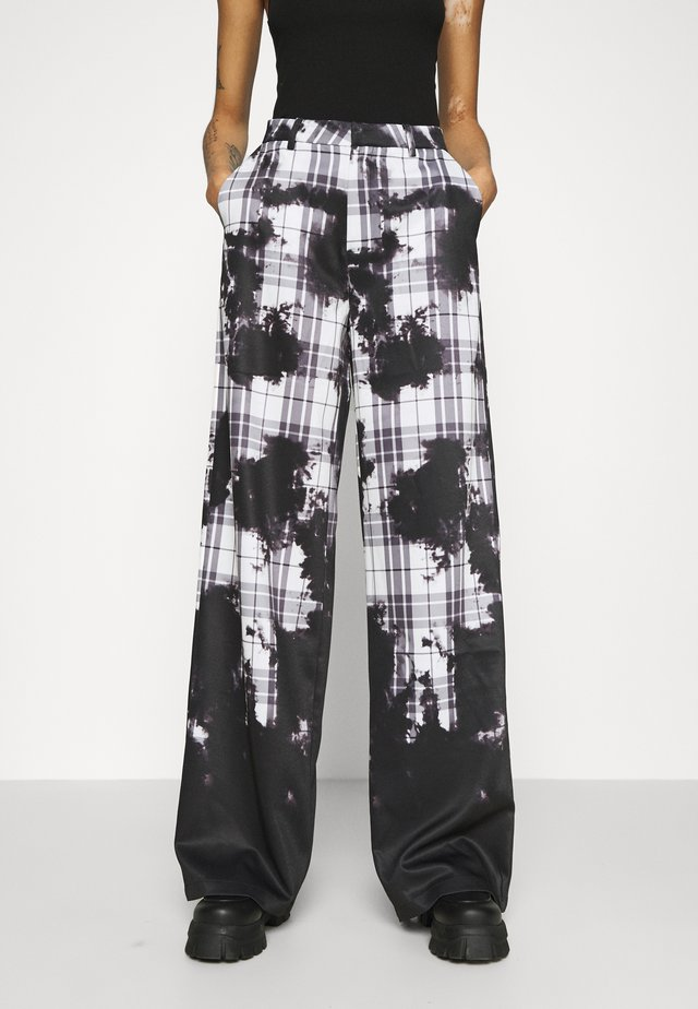 WIDE LEG TROUSER - Pantaloni - multi