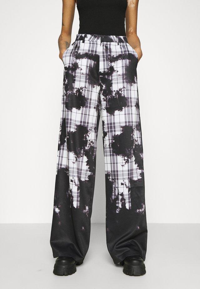 WIDE LEG TROUSER - Pantalones - multi
