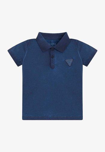 Polo shirt - bleu deck blue