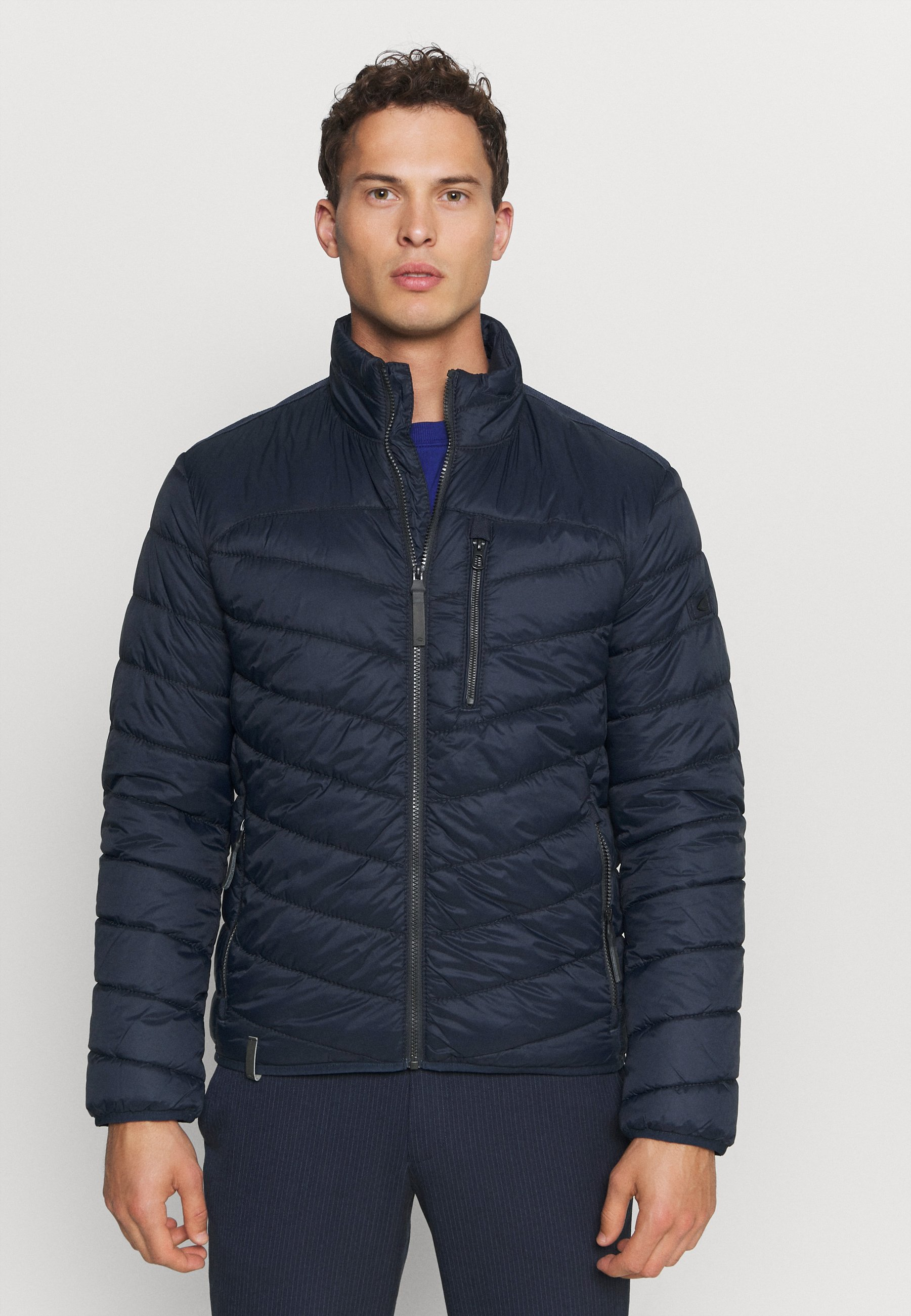 Clearance Wholesale camel active Light jacket - navy | men's clothing 2020 GwlXa