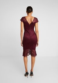 Sista Glam - CALAIS - Cocktail dress / Party dress - berry - 3