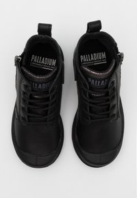 Palladium - PAMPA ZIP ROCK - Lace-up ankle boots - black - 3