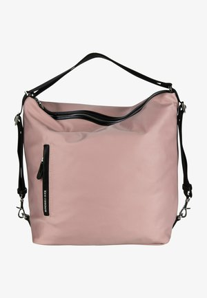 HUNTER HOBO - Handbag - light pink
