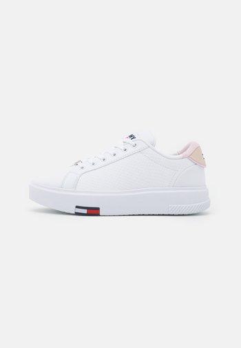 FASHION CUPSOLE - Sneakers basse - white