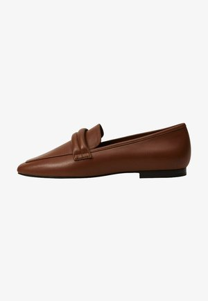 BARCA - Slip-ons - marron