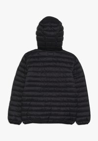 Guess - JUNIOR UNISEX PADDED PUFFER - Zimní bunda - jet black - 1