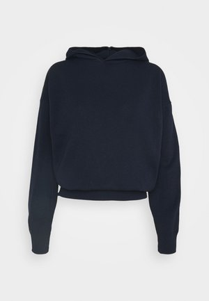 HOODED JUMPER WITH LONG SLEEVES - Jumper - dark navy