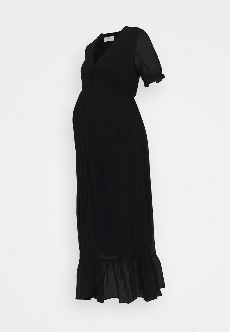 IVY & OAK Maternity - Maxi dress - black