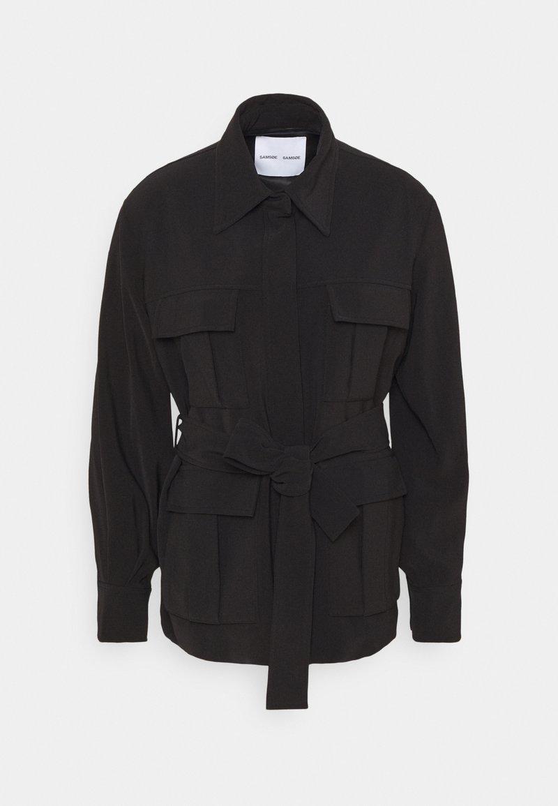 Samsøe Samsøe - CITRINE - Summer jacket - black