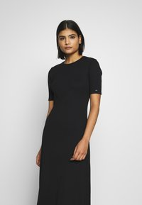 Calvin Klein - MIDI DRESS - Maxi dress - calvin black - 3