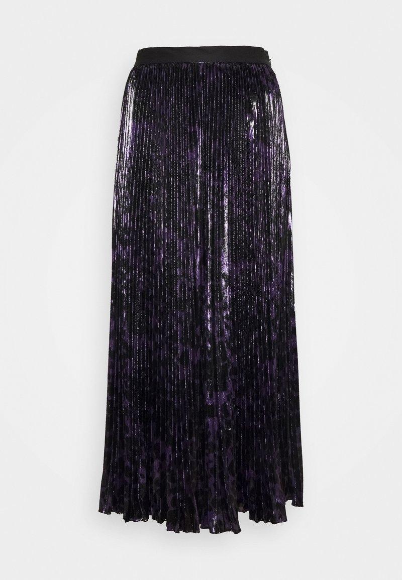 Diane von Furstenberg - BRETT - Vekkihame - simple/black