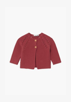 NBFOSONI  - Cardigan - earth red